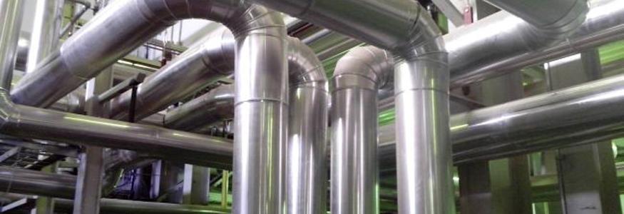 Изоляция труб отопления и пара